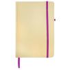 Borrowdale Hardback Notebooks in Natural/Purple