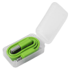 2-in-1 USB Charging Cables in Green