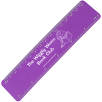 Promotional 15cm Recycled Flexi Rulers with logos