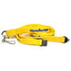 10mm Tubular Lanyards in Yellow