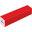Pulsar Power Bank Phone Charger in Red