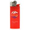 BiC Mini Lighters in Red