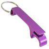 Talon Bottle Opener Keyring in Purple