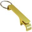 Talon Bottle Opener Keyring in Gold