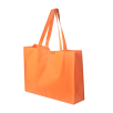Big Shopper Bags in Orange
