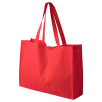 Big Shopper Bags in Red