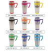 450ml Oregan Stainless Steel Travel Mugs