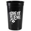 16oz Plastic Cups in Black