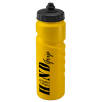 Finger Grip Sports Bottles 750ml in Yellow