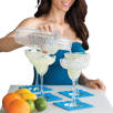 500ml Acrylic Manhattan Cocktail Shakers