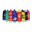 500ml Full Colour Finger Grip Bottles