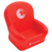Smartphone Holder Stress Armchair in Red