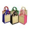 Wells Jute Tiny Gift Bags
