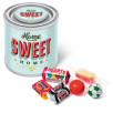Paint Tin of Sweets - Retro Mix Filling