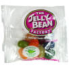 Gourmet Jelly Bean Bags in Clear