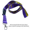 20mm Woven Lanyards