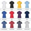 Fruit of the Loom Lady Fit Polo Shirts in a Choice of Colours