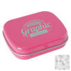 Rectangle Mint Tins in Pink