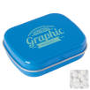 Rectangle Mint Tins in Light Blue