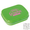 Rectangle Mint Tins in Light Green