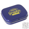 Rectangle Mint Tins in Blue