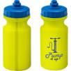 500ml Viz Sports Bottles in Lumo Yellow