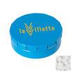 Click Mint Tins in Light Blue