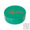 Click Mint Tins in Dark Green