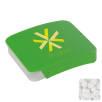 Slider Mint Tins in Light Green