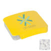 Slider Mint Tins in Yellow