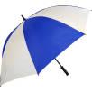 Value Fibrestorm Golf Umbrella in Royal Blue/White