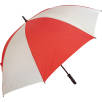 Value Fibrestorm Golf Umbrella in Red/White