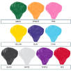 Full Colour Polyester Bike Seat Covers