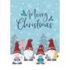 Traditional A4 Advent Calendars