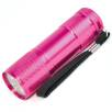 9 LED Metal Torches in Pink