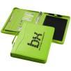 A4 Briefcase Document Portfolios in Apple Green
