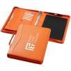 A4 Briefcase Document Portfolios in Orange