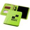 A5 Notepad Portfolios in Apple Green