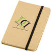 A6 Natural Notebooks in Natural/Black