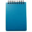 A6 Frosted Notepads in Frosted Blue