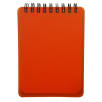 A6 Frosted Notepads in Frosted Orange