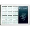 Aluminium Calendar Coasters