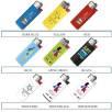 BiC Mini Lighters