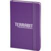 Banbury Soft Feel Pocket Notebooks in Purple