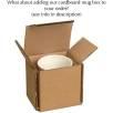 Branded Cambridge Mug In Cardboard Packaging