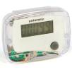 Clip On Pedometer in Transparent