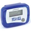 Clip On Pedometer in Blue