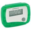 Clip On Pedometer in Green
