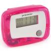 Clip On Pedometer in Pink