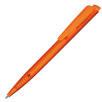 Dart Ballpen Clear in Orange 151